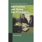 The Manager's Pocket Guide to Hiring Top Performers by Sarah J. Ennis
