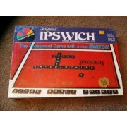 Scrabble Ipswitch Board Game - A Cross Connection Word Game by Scrabble
