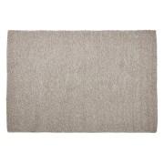 Tapis design 'TAPY' 160x230 cm gris en laine