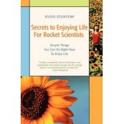 Secrets to Enjoying Life for Rocket Scientists by Kushi Efunyemi