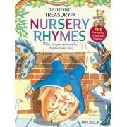 The Oxford Treasury of Nursery Rhymes by Karen King