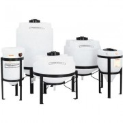 Snyder Industries Mixing Tank with Stand - 35 Gallons