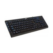 TASTATURA USB BACKLIGHT BLACK