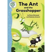 The Ant and the Grasshopper by Diane Marwood