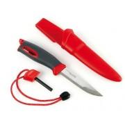 Cutit supravietuire Light My Fire FireKnife - Rosu