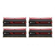 Corsair Dominator-GT - DDR3 - 32 Go : 4 x 8 Go - DIMM 240 broches - 1866 MHz / PC3-15000 - CL9 - 1.5 V - mémoire sans tampon - non ECC