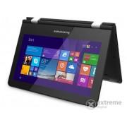 Laptop Lenovo Ideapad Yoga 300 80M1001BHV Windows 10, negru