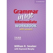 Grammar in Use Intermediate Workbook with Answers by William R. Smalzer