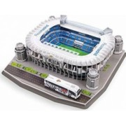 Stadion Real Madrid Santiago Bernabeu Spania