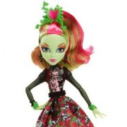 Papusa Venus McFlytrap - Monster High Gloom and Bloom