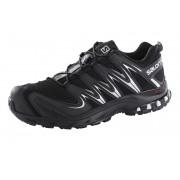 Salomon XA Pro 3D Trailrunning Shoes Women black/black/white 2016 37 1/3 Running Schuhe