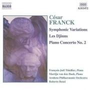 C. Franck - Symphonic Variations (0730099447225) (1 CD)