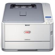 Imprimanta laser color, OKI C301dn LED, A4, USB, Retea, Duplex