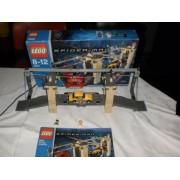 LEGO 4852 - Spider-Man(TM) gegen Green Goblin(TM) - Showdown, 355 partes