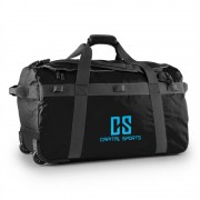 Capital Sports Journ Bolsa de viaje 90l Trolley Cilíndrica Impermeable Robusta N