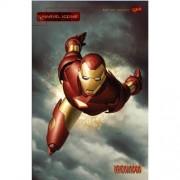 [ Édition Variant : Tirage Limité À 2000 Exemplaires ] Iron Man : Directeur Du S.H.I.E.L.D. : Marvel Icons N° 34 + Méga Poster Marvel 2008 ( Gabriele Dell'otto )