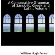 A Comparative Grammar of Sanskrit, Greek and Latin, Volume I by William Hugh Ferrar