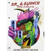 Alan Moore D.R. & QUINCH: Obra completa (Alan Moore (kraken))