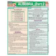 Algebra: Pt. 2 by Inc. Barcharts