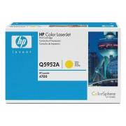 HP Original HP Color Laserjet Toner Q5952A yellow - reduziert