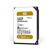 Western Digital WD Gold, 3.5', 8TB, SATA/600, 7200RPM, 128MB cache