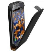 Mumbi Funda con tapa para Samsung Galaxy Express