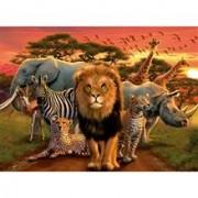 Puzzle Splendoare Africana, 500 Piese
