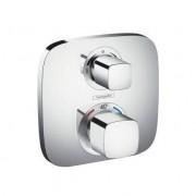 Hansgrohe Thermostat Unterputz Ecostat E Fertigset 2 Verbraucher chrom , 15708000 15708000