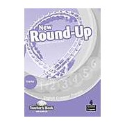 New Round-Up English Grammar Practice Starter Teacher's Book with Audio CD