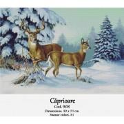 Caprioare (kit goblen)