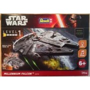 Millenium Falcon Built & Play With Light & Soul Revell