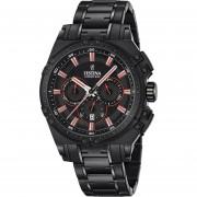 Reloj Festina F16969/4-Negro con Rojo