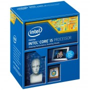 Intel Core i5 4590 - 3.3 GHz - 4 c¿urs - 4 filetages - 6 Mo cache - LGA1150 Socket - OEM
