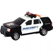 12 pollici Strada Ripper Rush and Rescue Police Car