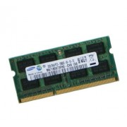 Mihatsch Trading - Memoria RAM Samsung DDR3-1333 originale, da 2 GB (1333 Mhz, a 204 pin, CL9) PC3-10600 SO-DIMM (M471B5673FH0-CH9 ), per i PC portatili e i netbook DDR3 da 1333Mhz attualmente in commercio