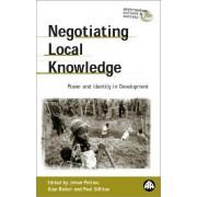Negotiating Local Knowledge by Johan Pottier