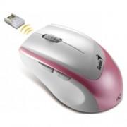 Miš DX-7100 BlueEye USB Wireless pink miš