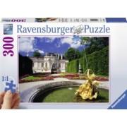 PUZZLE CASTELUL LINDERHOF VARA 300 PIESE Ravensburger