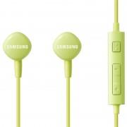 Handsfree (casti) Samsung EO-HS1303GEGWW verde deschis blister pentru Samsung S6500, S6802, S6810P, S7250, S7230, S7500, S7562, S7710, S8530, S8600, YP-GS1, YP-G1, YP-GI1, YP-G70