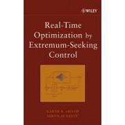 Real Time Optimization by Extremum-seeking Control by Kartik Ariyur