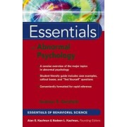 Essentials of Abnormal Psychology by Andrew R. Getzfeld