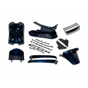 Plaatwerkset Vespa LX Blauw 222