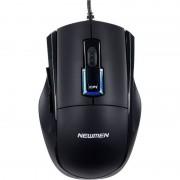 Mouse gaming Newmen M360 black