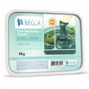Cera em barra Depil Bella Algas com Menta 1kg