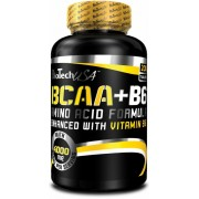 BCAA+B6 100 tab. - BioTech USA