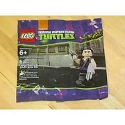 LEGO Teenage Mutant Ninja Turtles Flashback Shredder 6076195 6 Piece Polybag