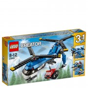 LEGO Creator: Twin Spin Helicopter (31049)