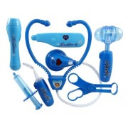 Liberty Imports Doctor Nurse Blue Medical Kit Playset for Kids - Pretend Play Tools Toy Set by Liberty Imports