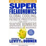 Superfreakonomics by Steven D Levitt