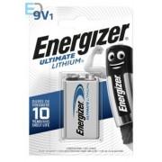 Energizer Ultimate Lithium 9V elem L522